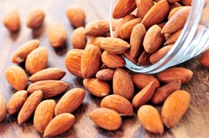Almonds and cholesterol