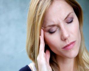 one-sided headache