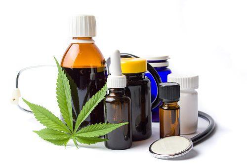 opioid cannabis
