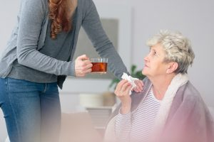 Reduced immune response to the flu identified in older adults