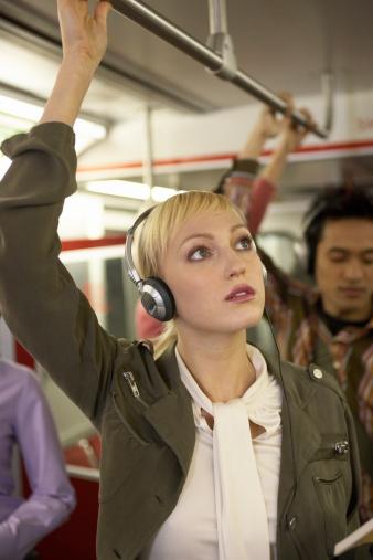 subway hearing loss