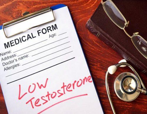 testosterone prostate