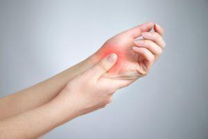 Thumb-joint-pain