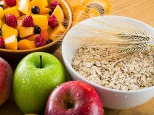 dietary fiber on bone health