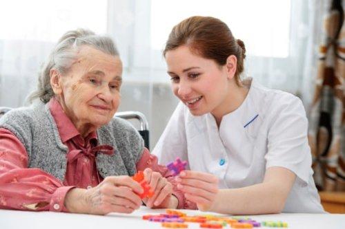 Dementia social interactions