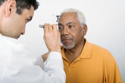 stroke eye