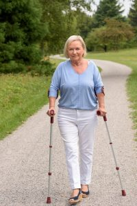 stroke walking exercises
