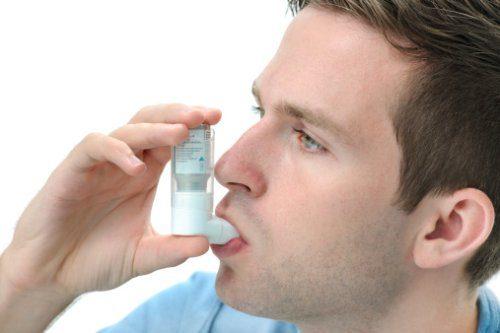 Asthma dvt