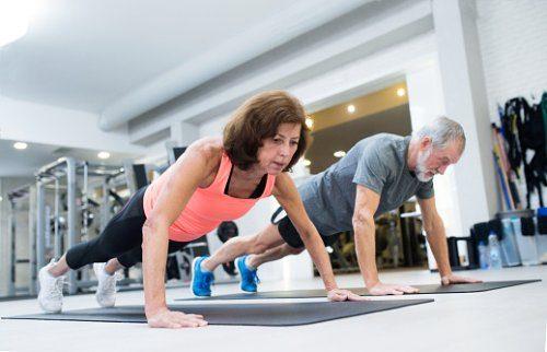 exercise energy
