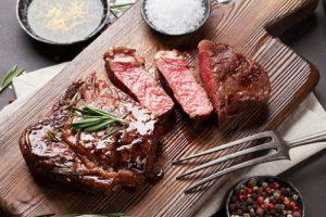 meat blood pressure