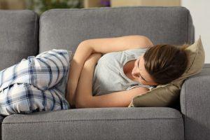 partial bowel obstruction