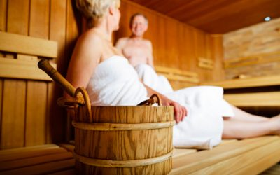 sauna and joint pain