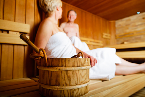 sauna and joint pain