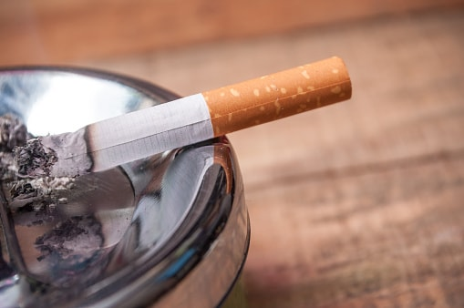smoking, arteries and veins