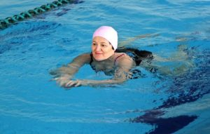 swimming joint pain