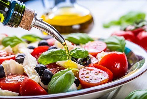 Mediterranean diet liver cirrhosis