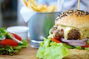 high fat meal heart disease