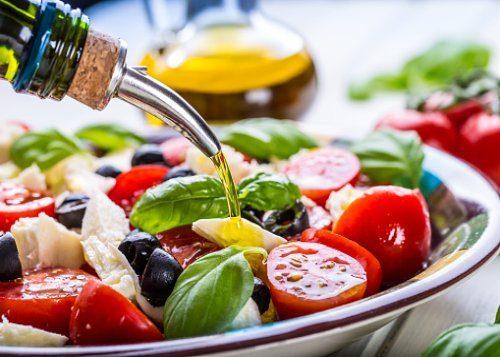 mediterannean diet elderlies
