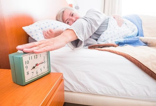 sleep cognitive decline