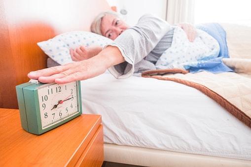 sleep cognitive decline