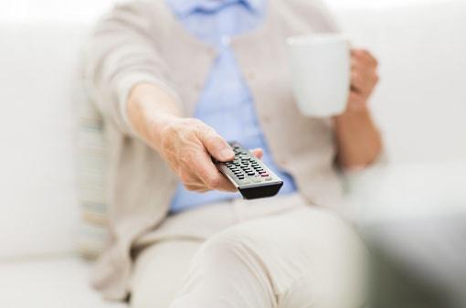 TV heart disease diabetes