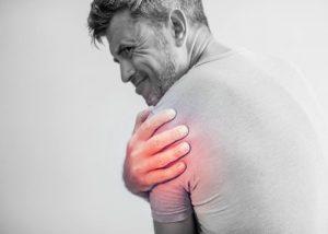 Periarthritis frozen shoulder