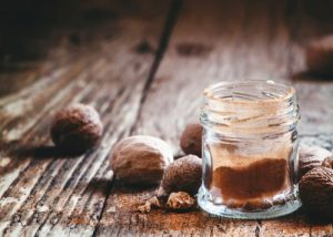 nutmeg for liver