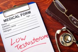 testosterone levels chronic diseases