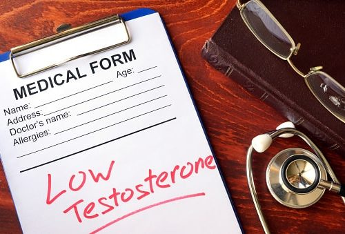 testosterone levels chronic diseases