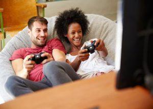 video games heart