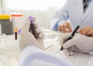 blood test liver
