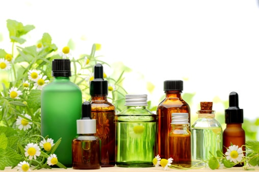 essential oils for UTI