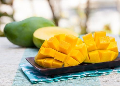 mangoes cardiovascular
