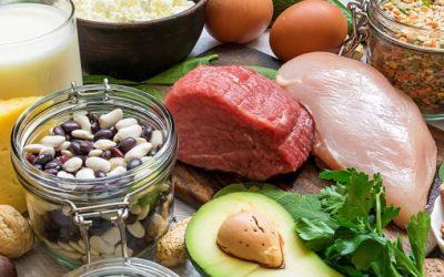 protein diet heart