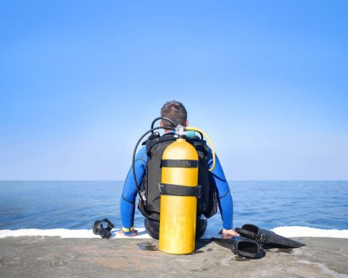 Scuba diving increases heart attack risk in elderly