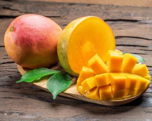 mangoes heart health