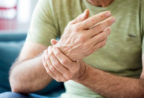 rheumatoid arthritis types