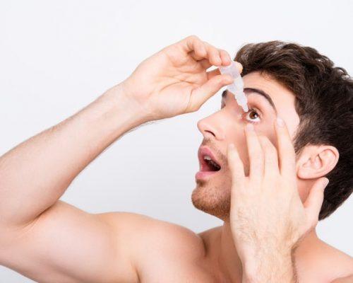 Dry eyes risk associated