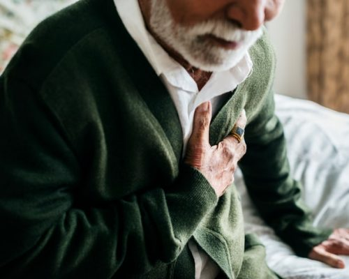 Heart attack risk in diabetes