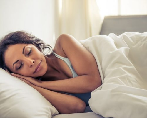 Sleep duration may be a risk factor
