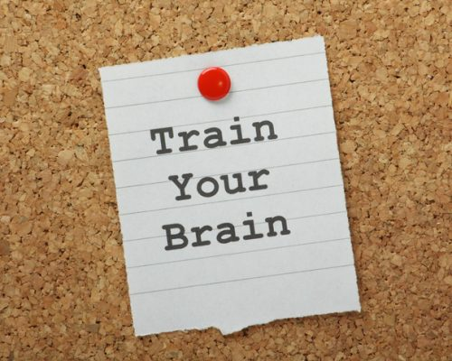 Train your brain for improved cognition