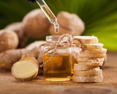 gingerl oil