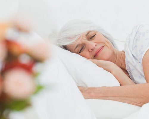 Daytime sleepiness in elderly associated