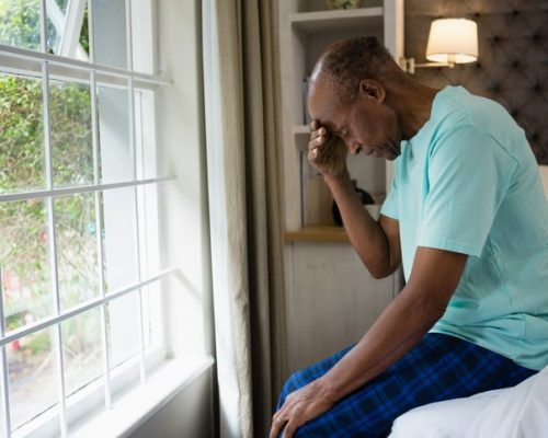 Older adults with depression should