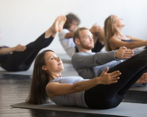 What are the yoga poses for depression