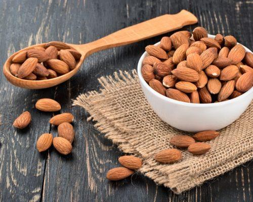 almonds for breakfast