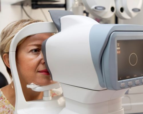 eye exam alzheimers
