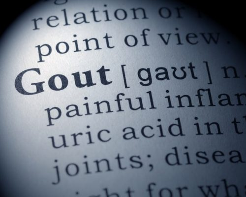 Gout Raises Heart Disease Risk