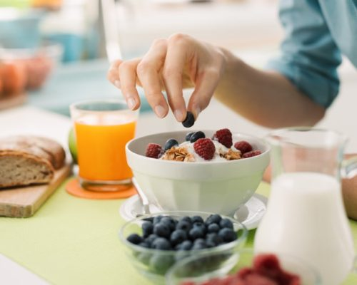 breakfast foods blood pressure