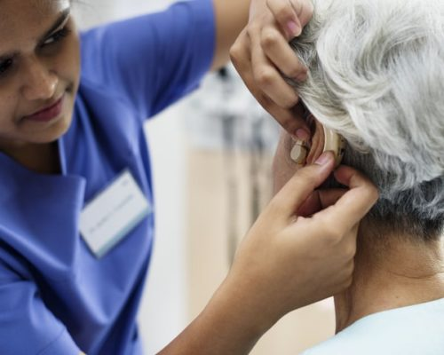 hearing aids dementia